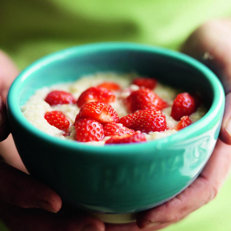 Speedy porridge
