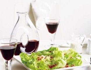 Cool garden salad recipe