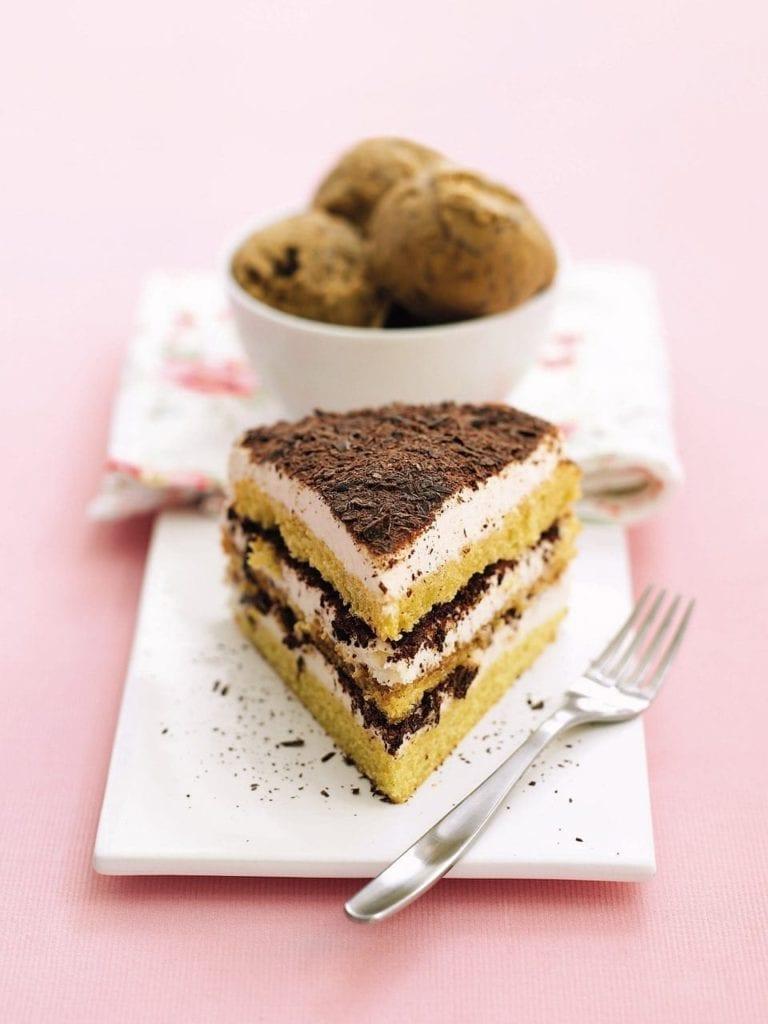 Tiramisu gâteau