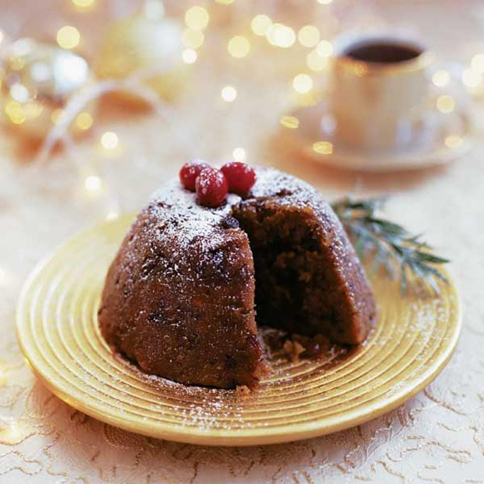 Last Minute Christmas Pudding Delicious Magazine