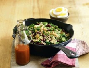 Paella-style dirty rice