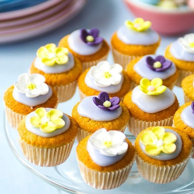 Scented cupcakes