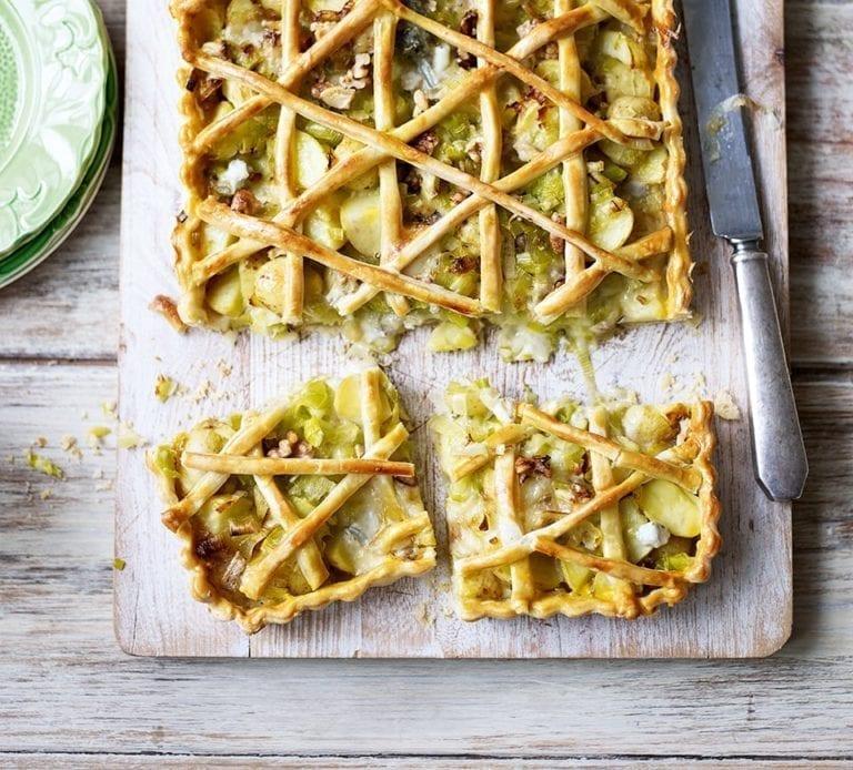 Vegetarian pie recipes