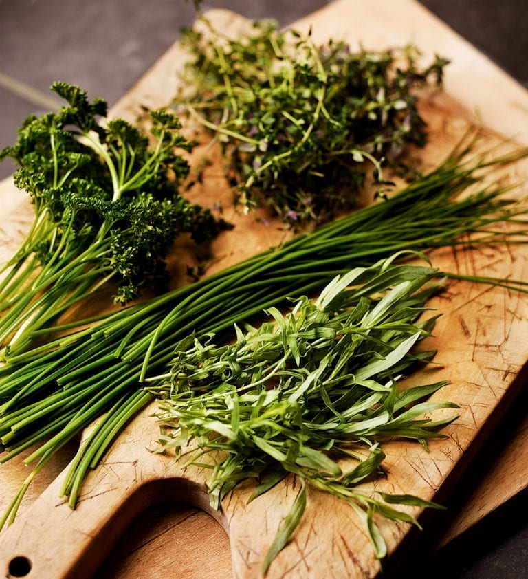 How to keep picked herbs fresh