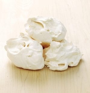 How to make perfect meringues video