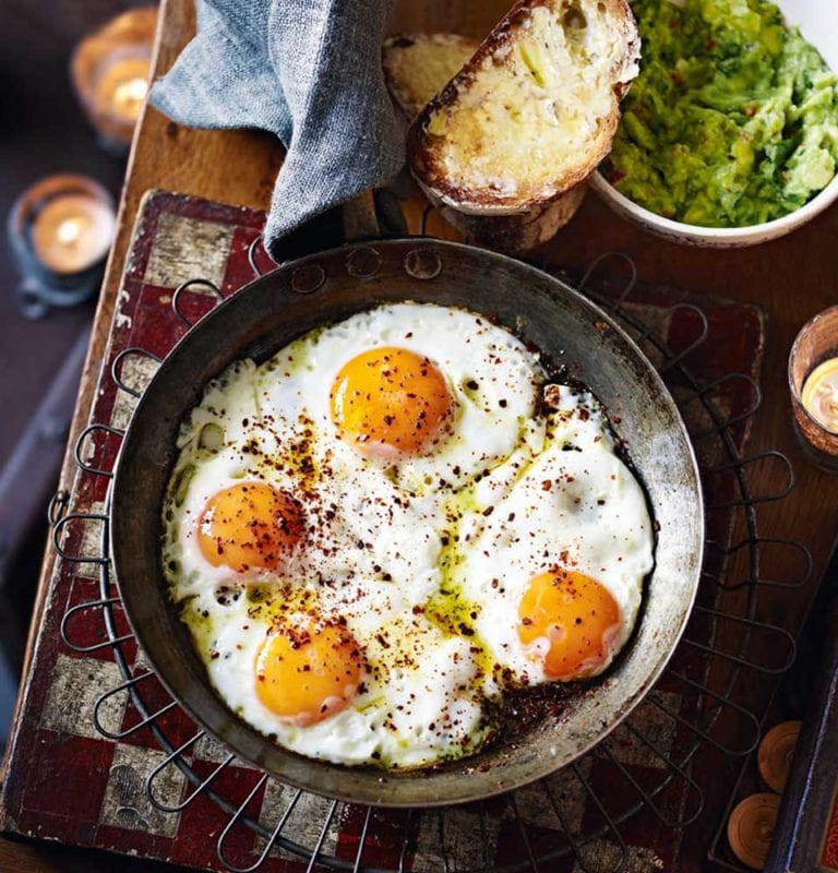 9 egg recipes to cure a hangover