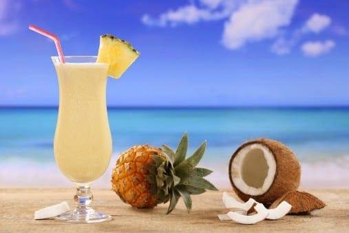 Friday cocktail: piña colada