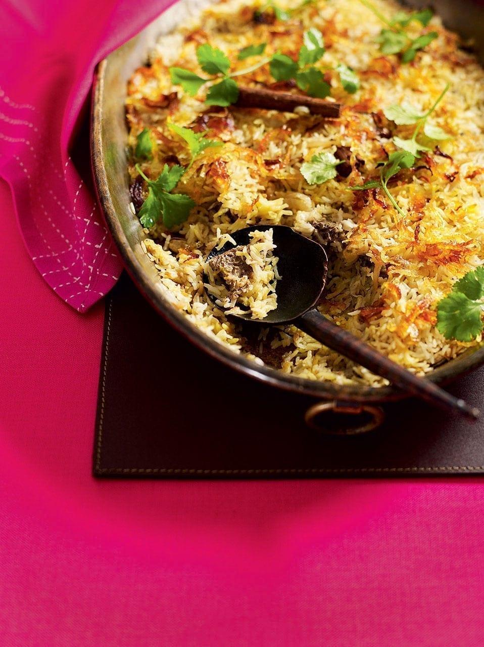 Lamb biryani | delicious. magazine