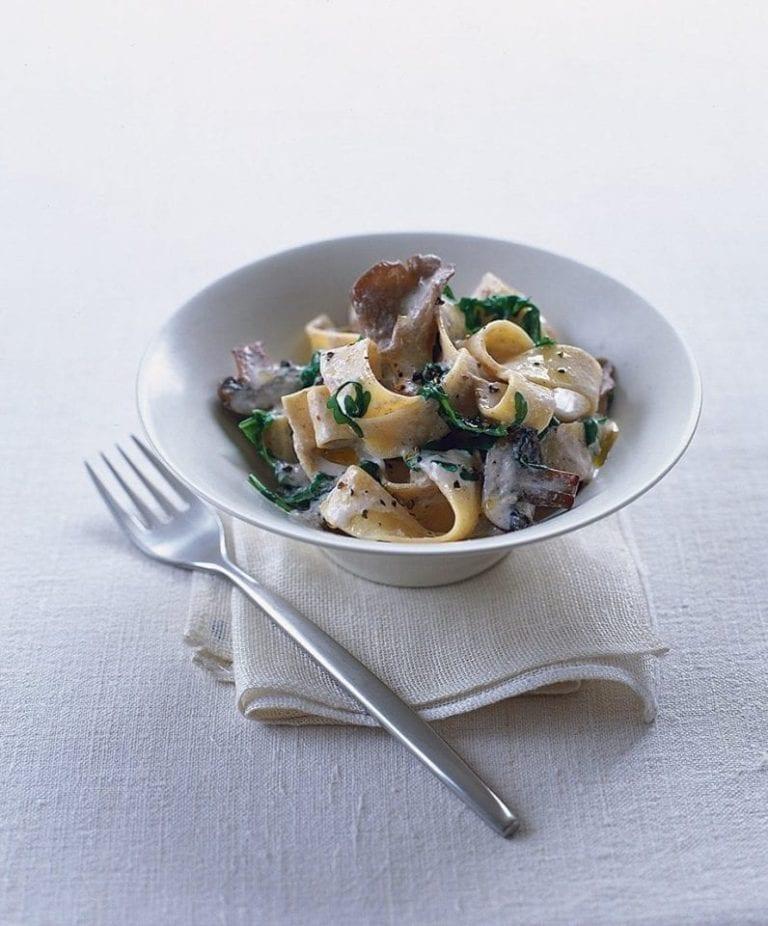 how to make tagliatelle pasta recipes