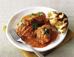 Kashmiri butter chicken