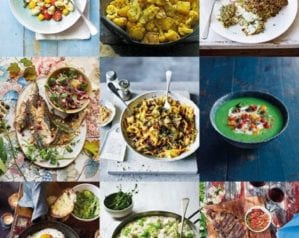 52 midweek dinner recipes