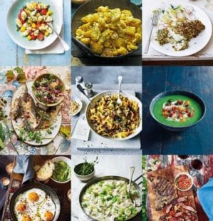 52 midweek dinner recipes