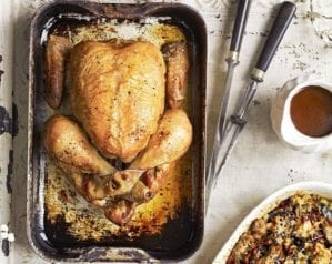 How to make the perfect roast chicken