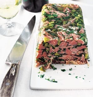 How to make ham hock terrine