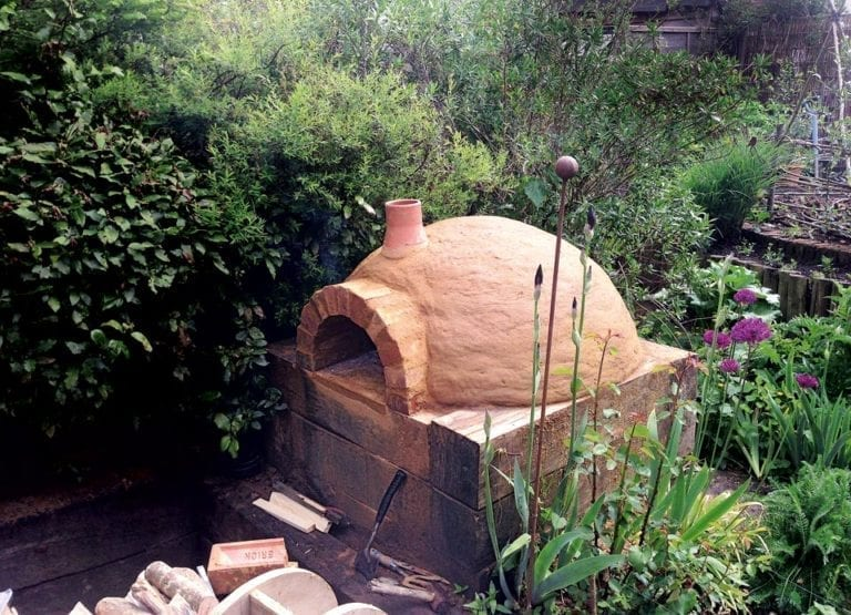 How to build a wood-fired pizza oven - How To Build A Wood-fired Pizza Oven Delicious. Magazine