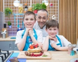 Five minutes with Michel Roux Jr