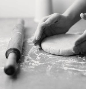 10 steps to a perfect shortcrust pastry case