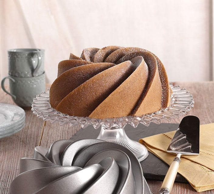 Save 15% on a Nordic Ware bundt tin