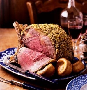 How to roast a rib of beef video