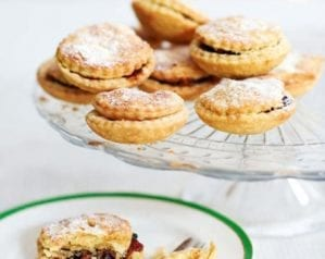 How to make perfect mince pies video
