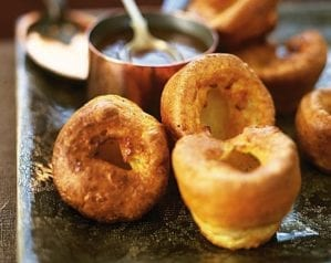 How to make Yorkshire pudding video
