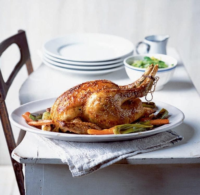 How to carve a chicken: tips and video