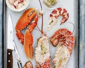 How to prepare a lobster