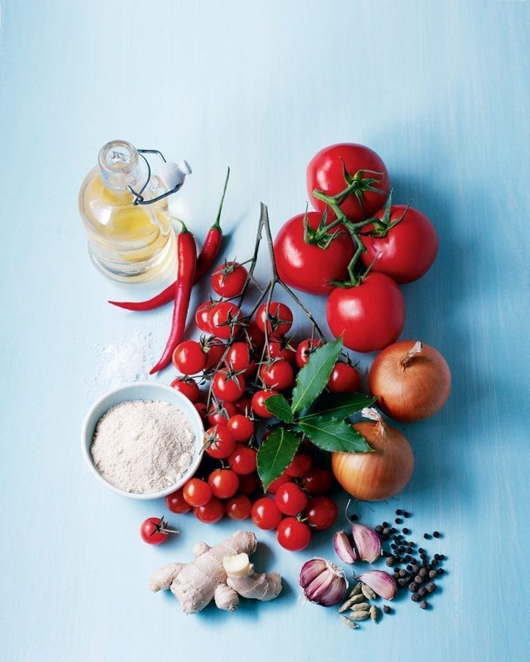 How to make tomato preserves