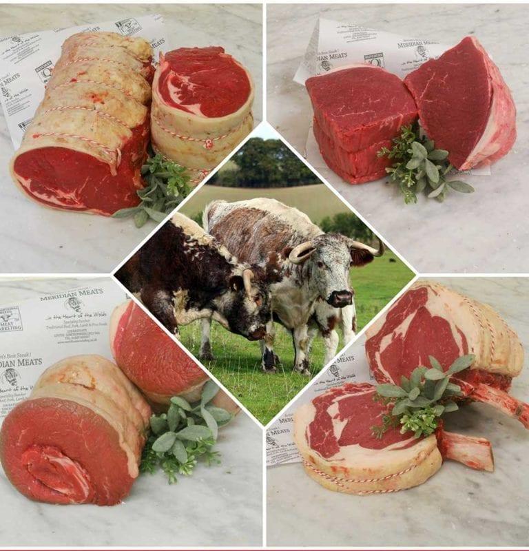 Meridian Meats/Tetford Longhorns