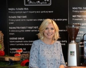 Five minutes with Lisa Faulkner