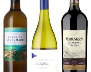 Wine to go with barbecue food