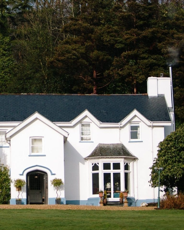 Ynyshir, Wales, hotel review