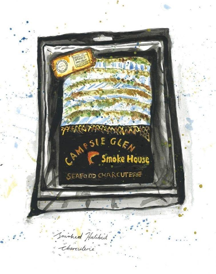delicious. Produce Award winner: Campsie Glen Smoke House