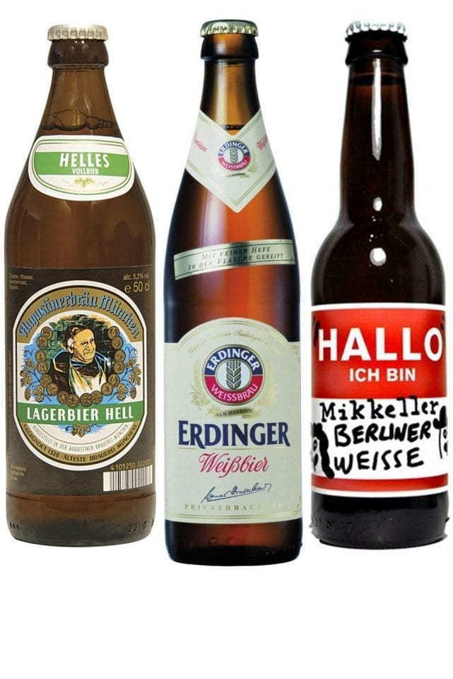 Beers for the weekend: to celebrate Oktoberfest