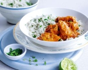 Quick chicken tikka masala video recipe