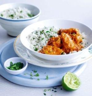 Quick chicken tikka masala video recipe