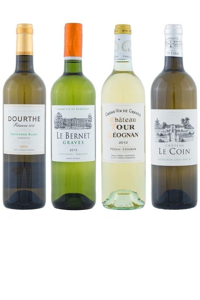 Promo: Four ways to enjoy white Bordeaux wine
