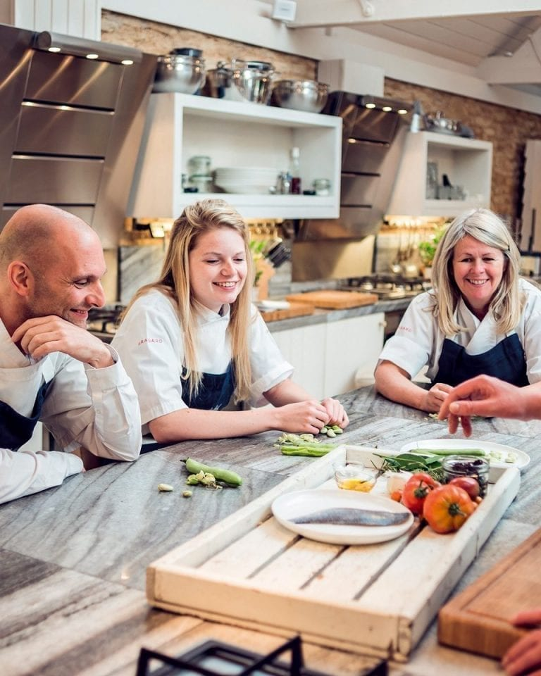 Cookery school review: The Cookery School at Daylesford