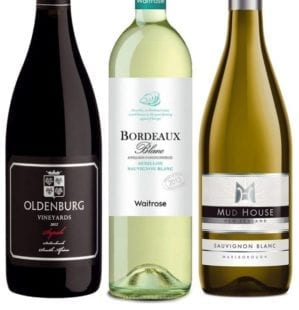 Wines to go with pizza