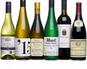 Wines to go with gammon or ham