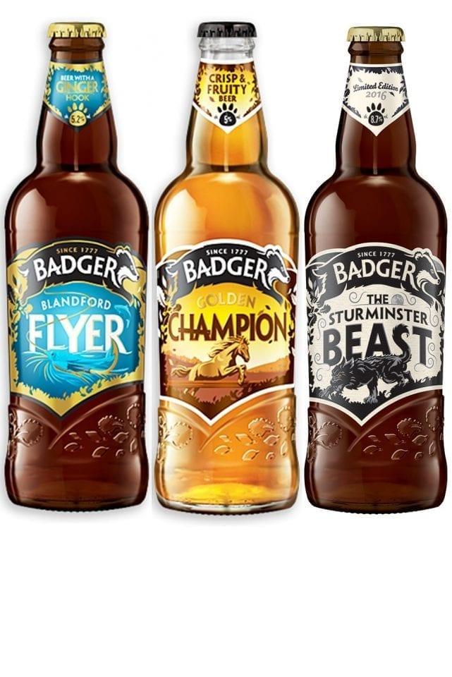 Beers for the weekend: Badger ales