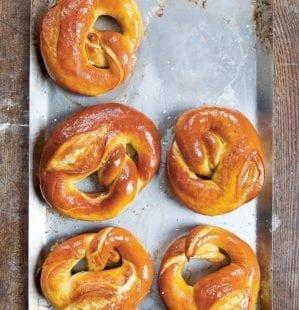 How to make pretzels