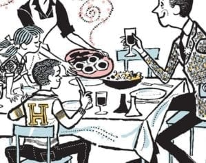 Is eating together better for you?