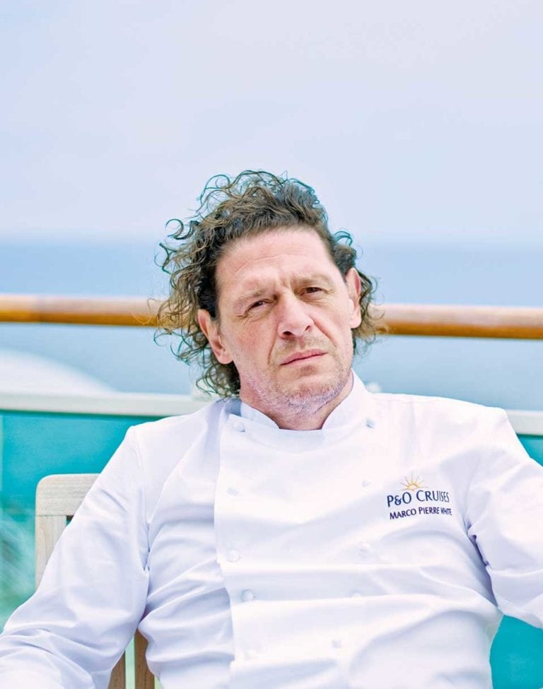 Marco Pierre White; 30 years after he became the bad boy of British food: listen now