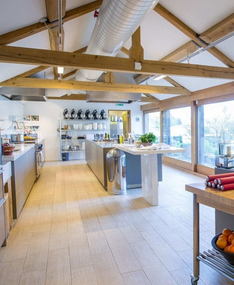 Cookery school review: The Cookery School at Thyme