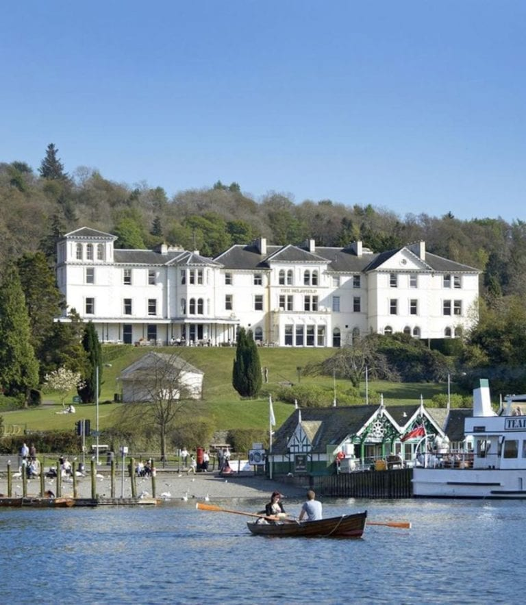 The Belsfield, Lake District, hotel review