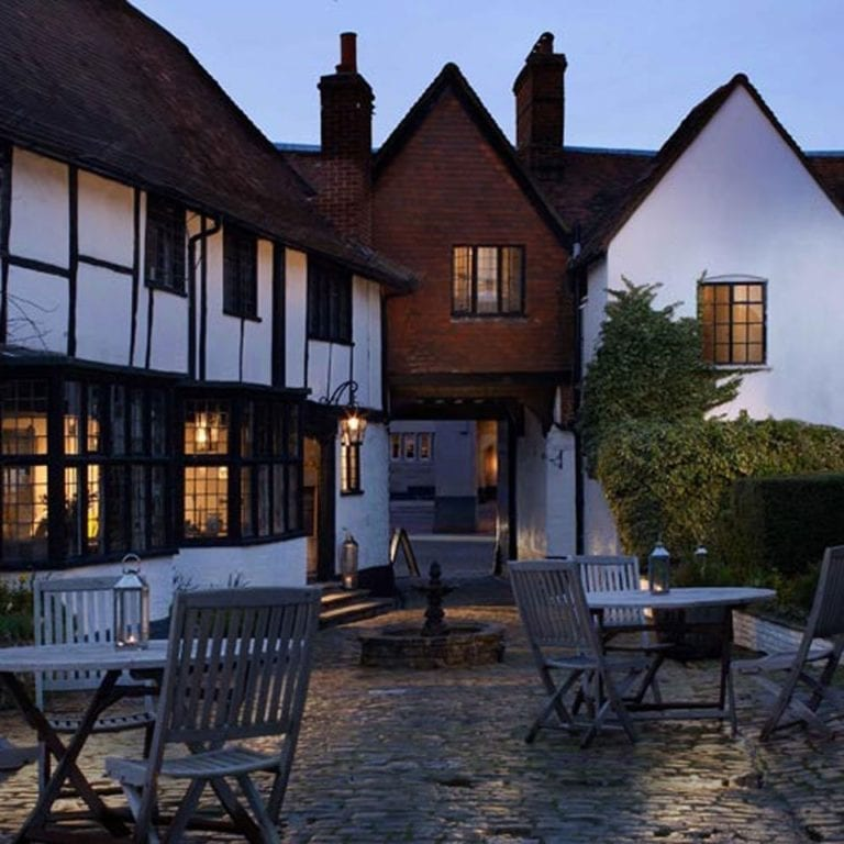 The Crown Inn, Amersham, hotel review