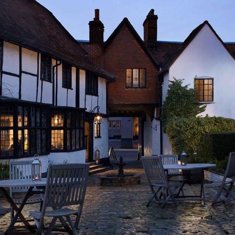 The Crown Inn, Amersham, hotel review