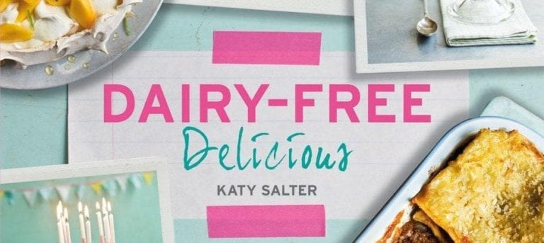 Cookbook road test: Dairy-free Delicious by Katy Salter