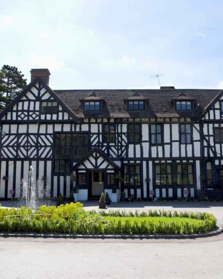 The Manor, Elstree, hotel review
